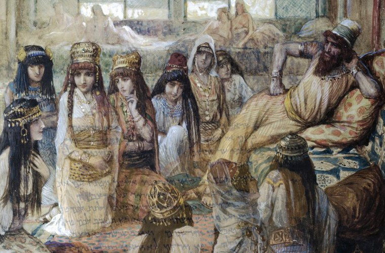 Ancient Documents Reveal Shocking Revelation About the Origins of Polygyny