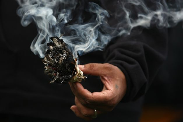 Clearing the Air, Smudging, Burning Incense and Beyond