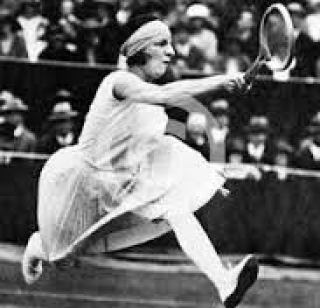tennis in the 1920's