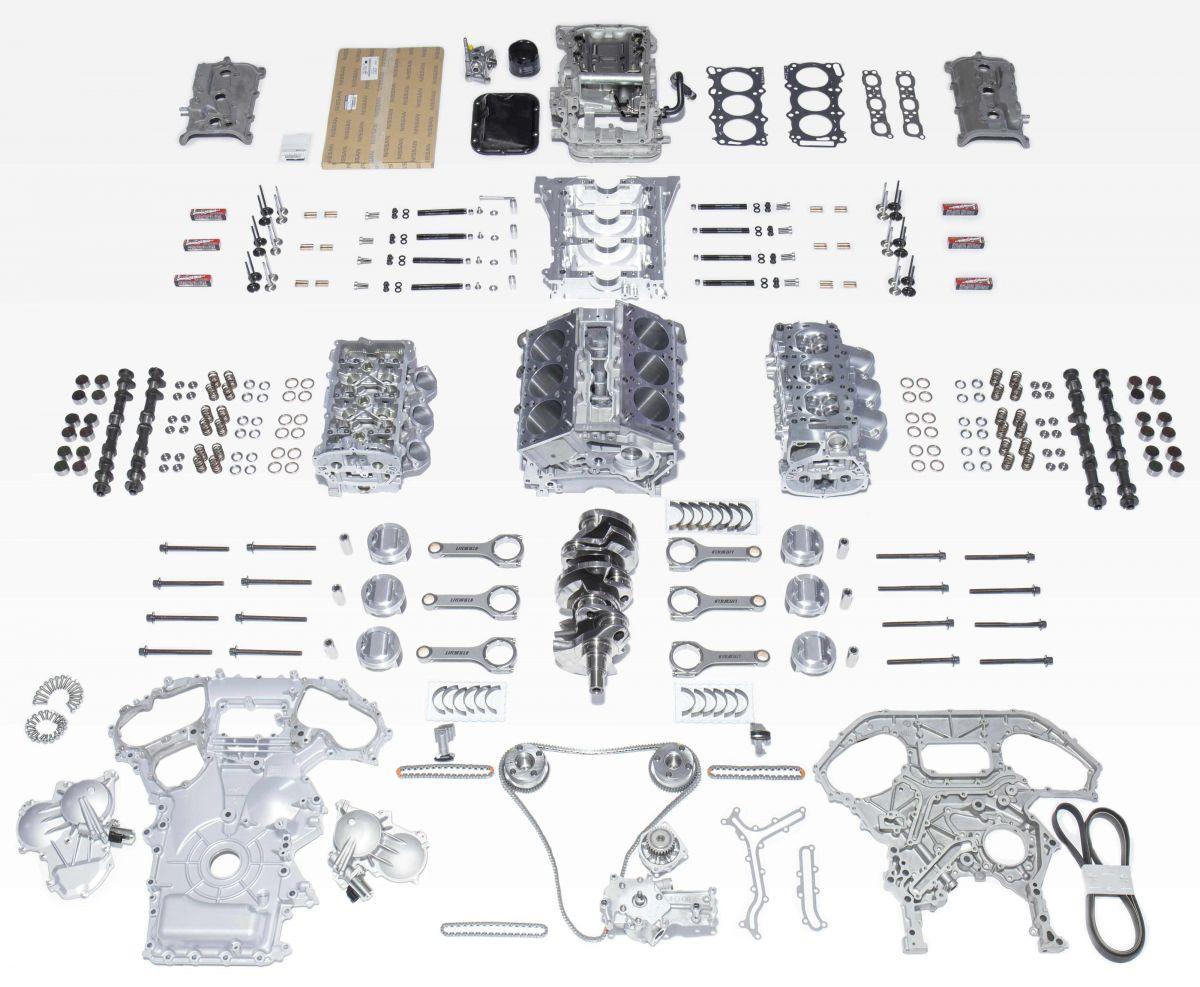 hight resolution of litchfield gtr sport engine