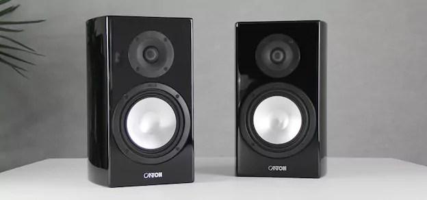 Test Canton Vento 8302  Sturm in der Lautsprecher