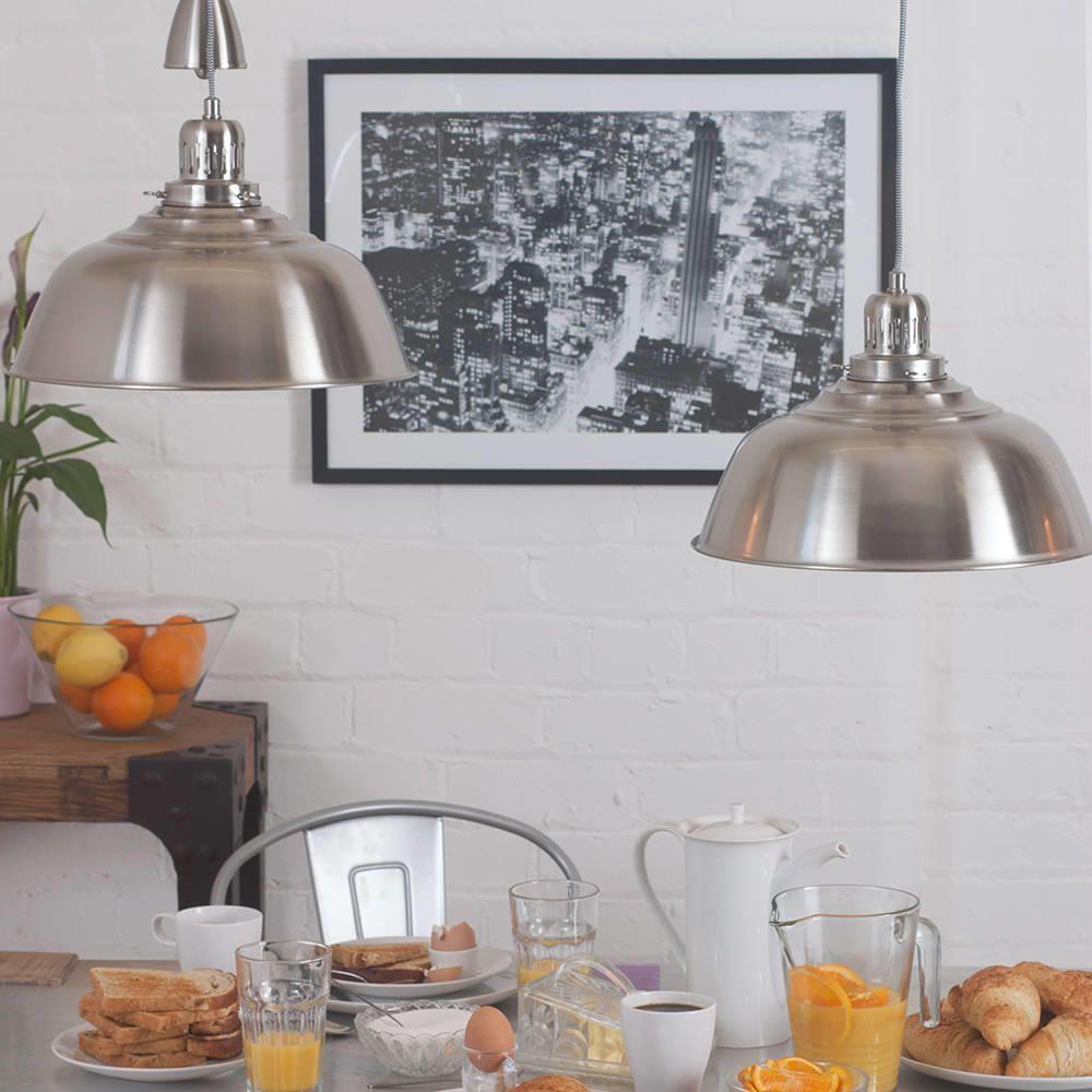 Contemporary Kitchen Lighting Uk