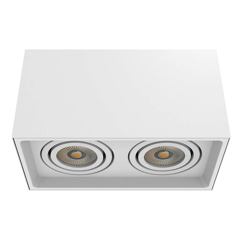 Surface Mounted Square Shape LED Downlight