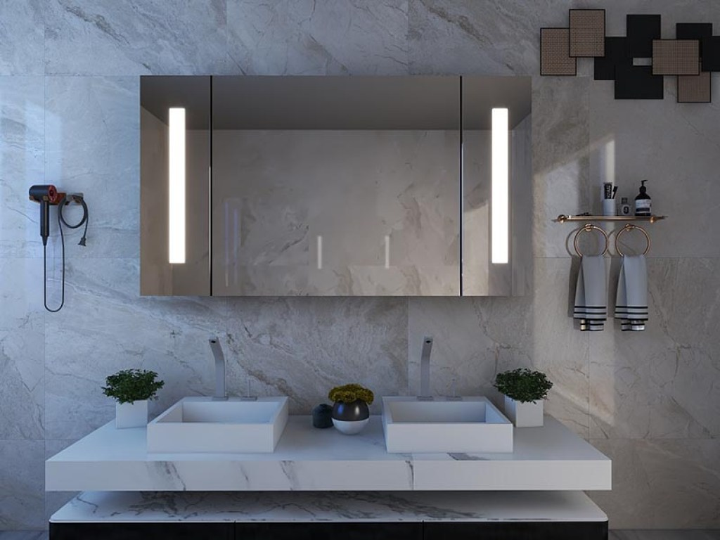 Why Designers Love Most Mirror Cabinets.