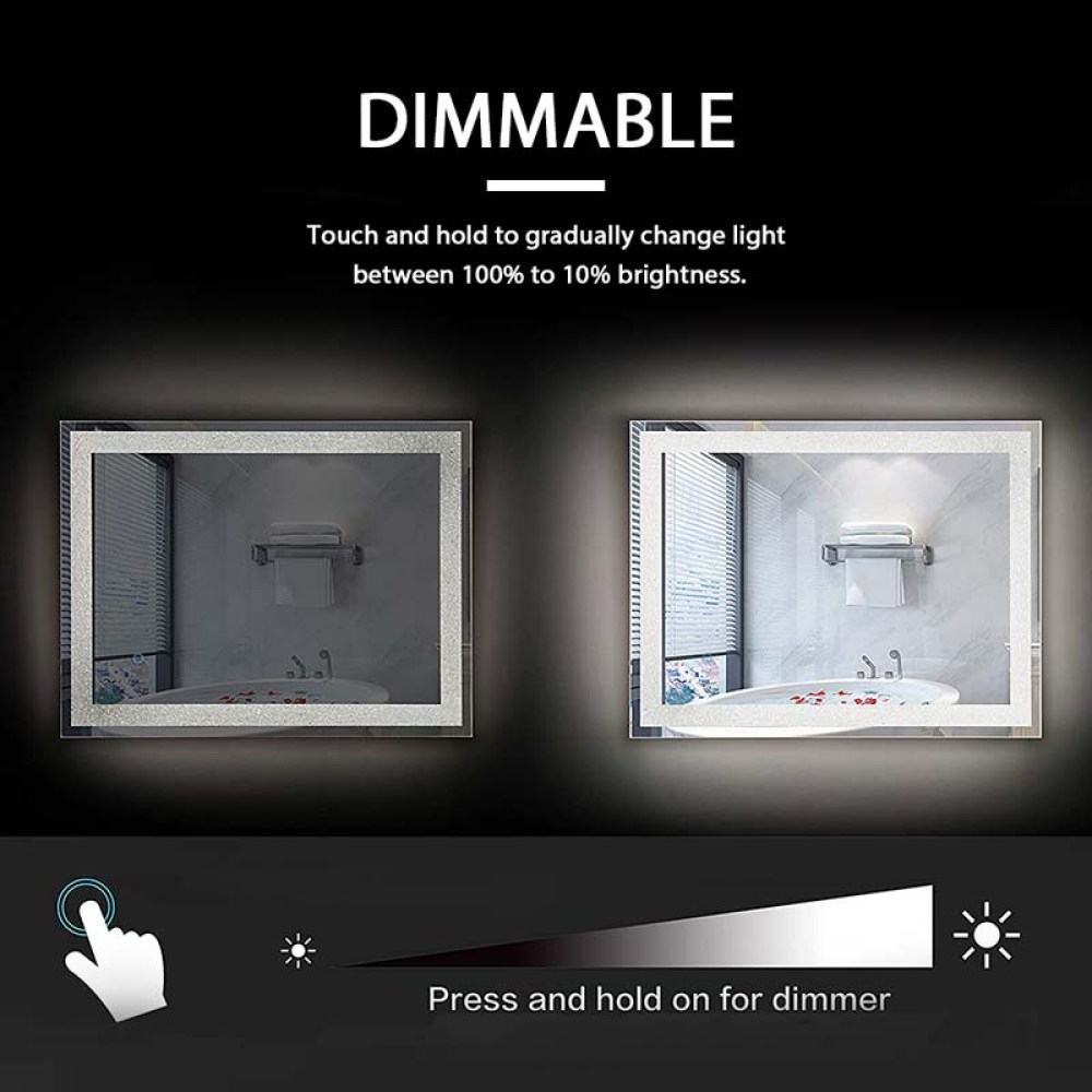 Touch dimming
