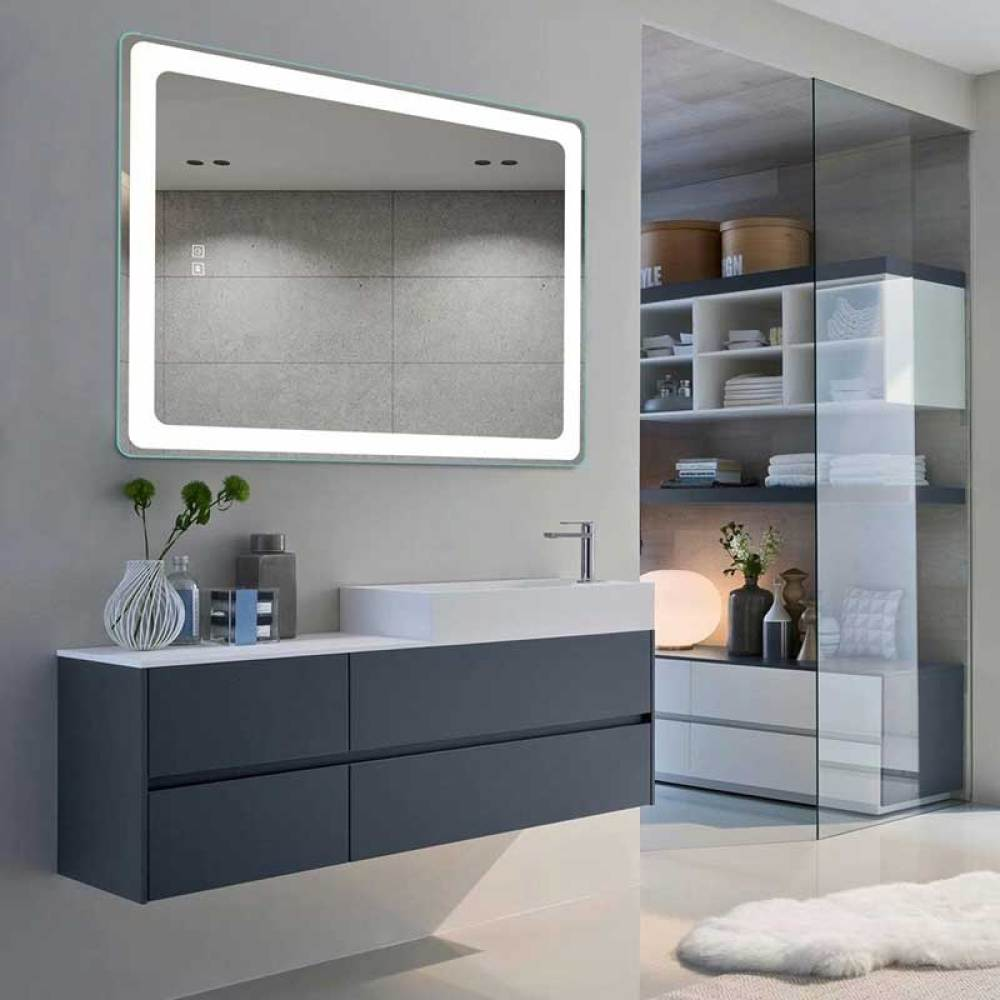 Things to Consider While Buying and Installing Bathroom Mirrors