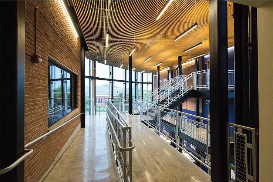 Benefits of LED Lighting for School