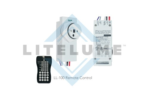 small resolution of the litelume bi level pir motions sensor 20 ms20 is a self contained motion and daylight sensor with a line voltage relay design