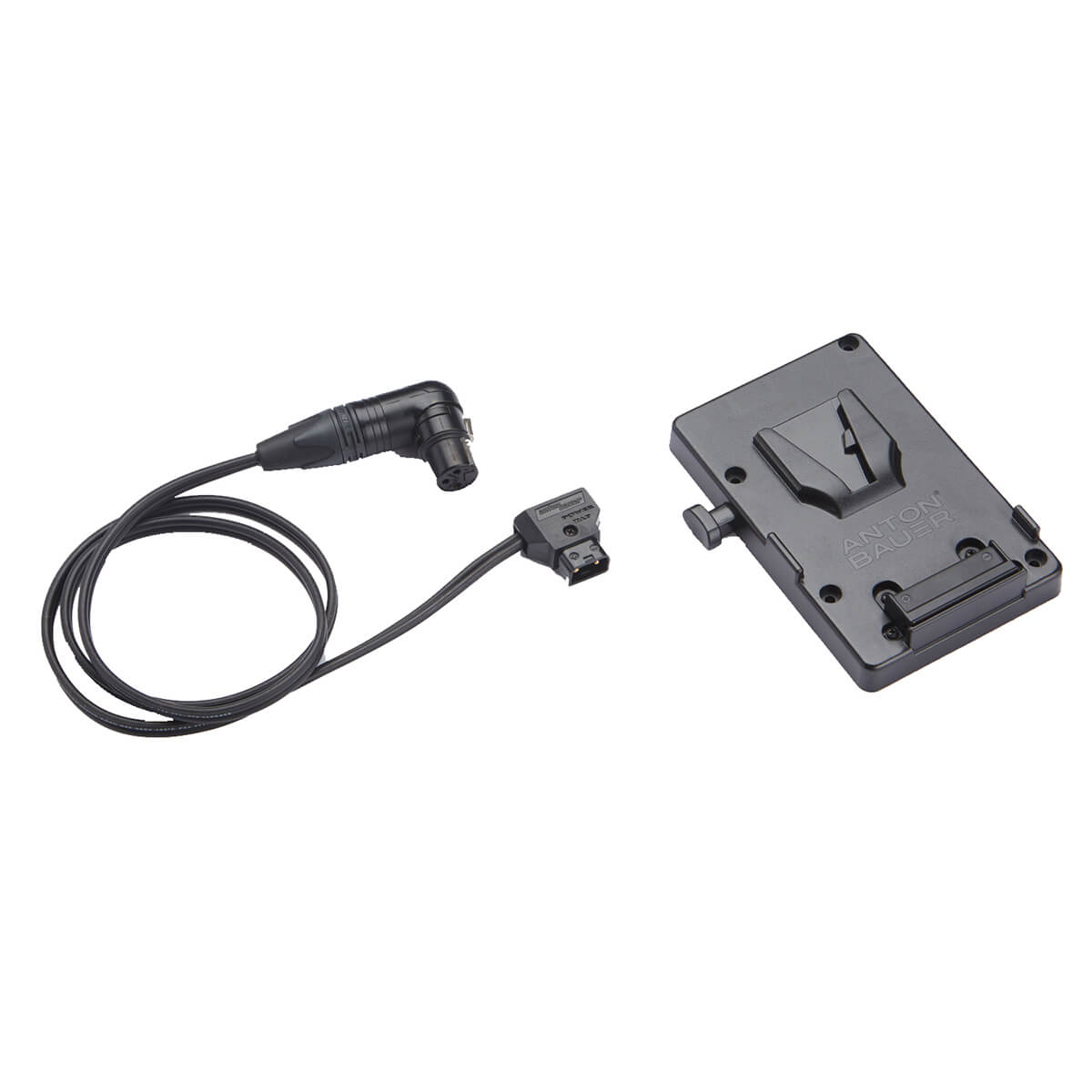 hight resolution of  3 pin xlr cable 1 battery adapter v lock mount