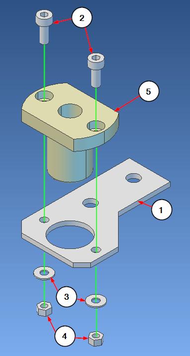 PnP head step 1