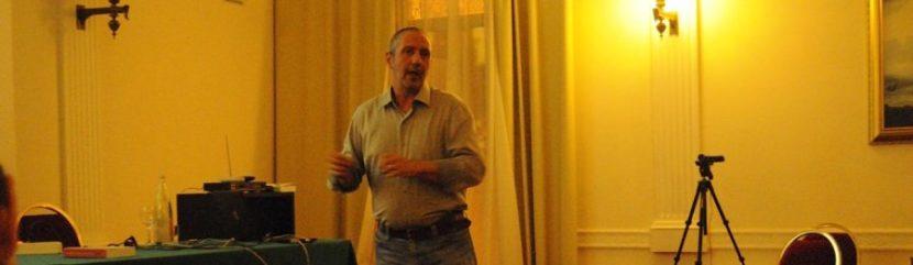 Enrico Reboscio - Complexity Literacy Meeting