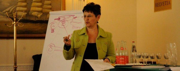 Simonetta Simoni - Complexity Literacy Meeting
