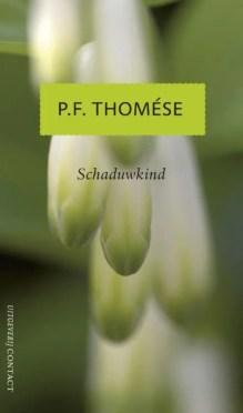 Omslag Schaduwkind - P.F. Thomese