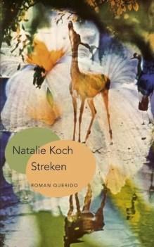 Omslag Streken  - Natalie Koch
