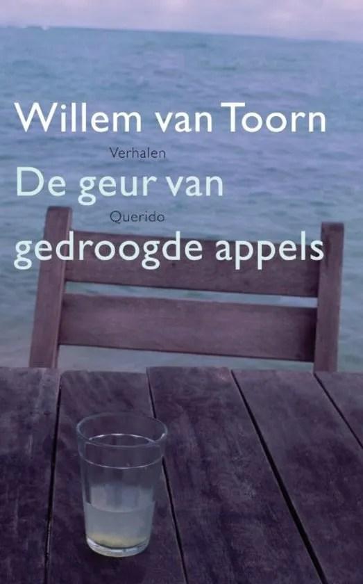 Omslag De geur van gedroogde appels (POD) - Willem van Toorn