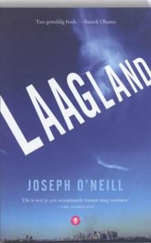 Omslag Laagland - Joseph O'Neill