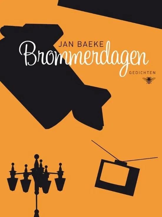 Omslag Brommerdagen - Jan Baeke