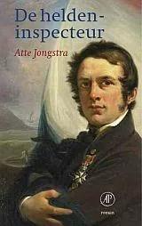 Omslag De heldeninspecteur  -  Atte Jongstra