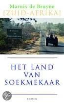 Omslag Het land van Soekmekaar - Marnix de Bruyne