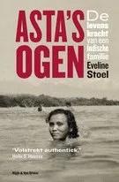 Omslag Asta's ogen - Eveline Stoel
