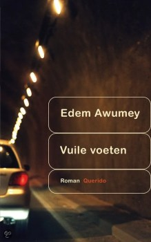 Omslag Vuile voeten - Edem Awumey
