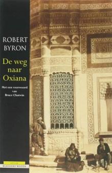 Omslag De weg naar Oxiana - Robert Byron