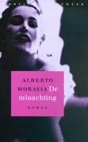 Omslag De minachting - Alberto Moravia