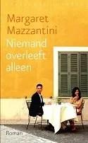 Omslag Niemand overleeft alleen - Margaret Mazzantini