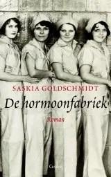 Omslag De hormoonfabriek - Saskia Goldschmidt