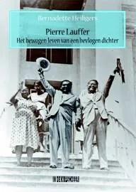 Omslag Pierre Lauffer - Bernadette Heiligers