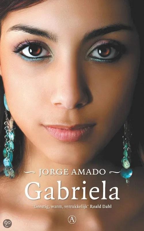 Omslag Gabriela - Jorge Amado