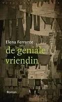 Omslag De geniale vriendin - Elena Ferrante
