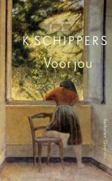 Omslag Voor jou - K. Schippers