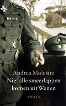 Omslag Niet alle smeerlappen komen uit Wenen - Andrea Molesini