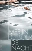 Omslag De nacht - Merijn de Boer