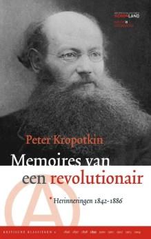 Omslag Kritische Klassieken Memoires van een revolutionair - Peter Kropotkin