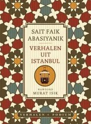 Omslag Verhalen uit Istanbul - Sait Faik Abasiyanik