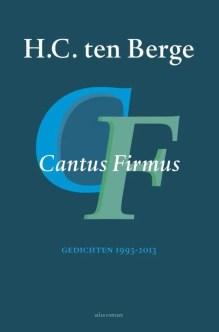 Omslag Cantus Firmus - H.C. ten Berge