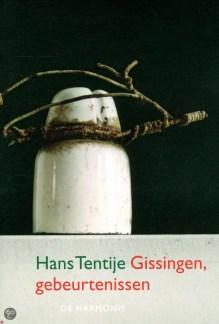 Omslag Gissingen  gebeurtenissen - Hans Tentije