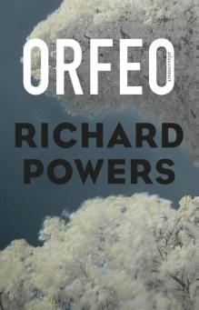 Omslag Orfeo - Richard Powers