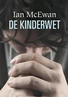 Omslag De kinderwet - Ian McEwan