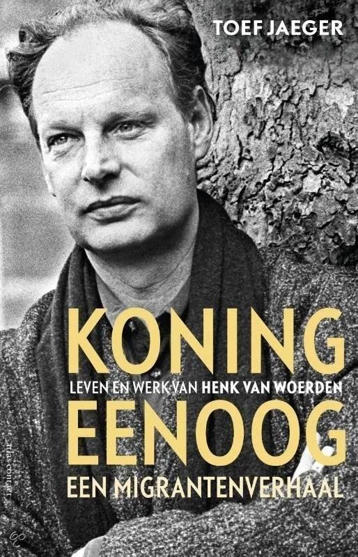 Omslag Koning eenoog, een migrantenverhaal  -  Toef Jaeger