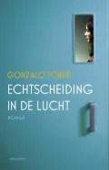 Omslag Echtscheiding in de lucht  - Gonzalo Torné