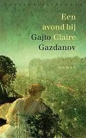Omslag Een avond bij Claire  -  Gajto Gazdanov