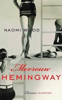 Omslag Mevrouw Hemingway  -  Naomi Wood