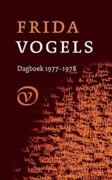 Omslag Dagboek 1977–1978 - Frida Vogels