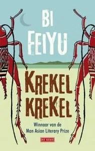 Omslag Krekel krekel  -  Bi Feiyu