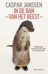 Omslag In de ban van het beest - Caspar Jansen