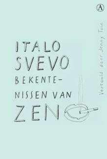 Omslag Bekentenissen van Zeno - Italo Svevo
