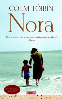 Omslag Nora - Colm Tóibín